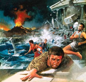 Destruction of Atlantis