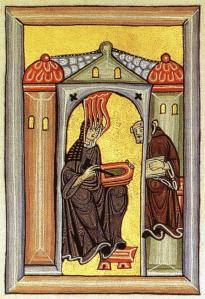 Hildegard ja lopun ajan merkit