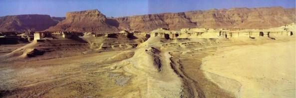 Sodoma ja Gomorra tuhottiin varoitukseksi