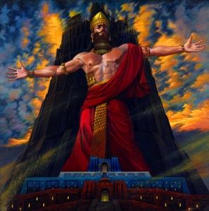 Nimrod ja Baabelin torni