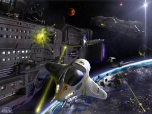 space-war