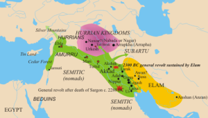 Middle East_2300bc