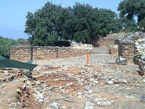 Tel_Dan_-_Israelite_Gate