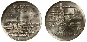 10markkaa_1967