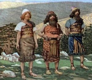 Kansakuntien esi-isät ja historia