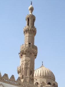 Minaret_of_Qaytbay